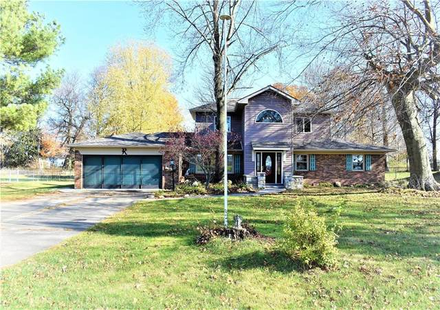 8432 N County Road 400 W, Middletown, IN 47356 (MLS #21751642) :: Anthony Robinson & AMR Real Estate Group LLC