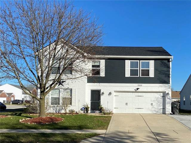 3205 Pavetto Lane, Indianapolis, IN 46203 (MLS #21751646) :: Heard Real Estate Team | eXp Realty, LLC