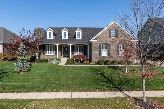 6160 Roxburgh Place, Noblesville, IN 46062 (MLS #21751663) :: The ORR Home Selling Team