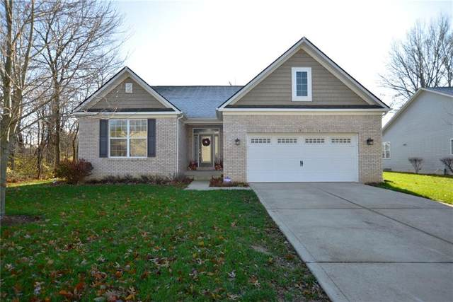 803 Chestnut Drive, Avon, IN 46123 (MLS #21751676) :: The ORR Home Selling Team