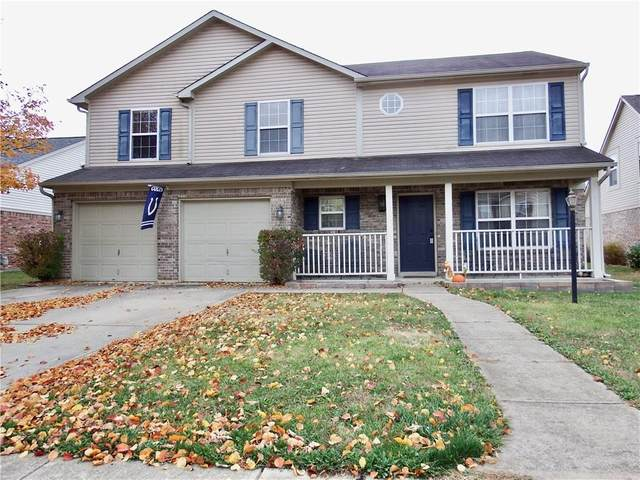 1105 Beal Court, Indianapolis, IN 46217 (MLS #21751678) :: Anthony Robinson & AMR Real Estate Group LLC