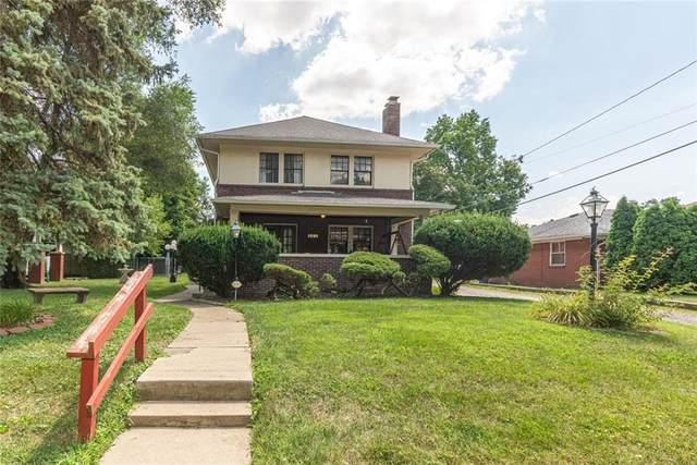 523 E 37th Street, Indianapolis, IN 46205 (MLS #21751679) :: Mike Price Realty Team - RE/MAX Centerstone
