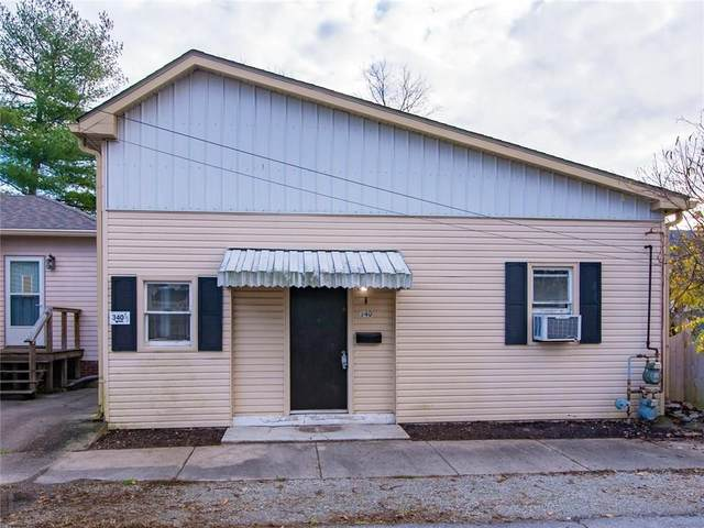 340 S 12th Street, Noblesville, IN 46060 (MLS #21751687) :: Realty ONE Group Dream