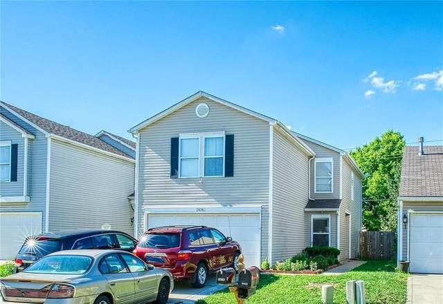 2426 Black Antler Court, Indianapolis, IN 46217 (MLS #21751689) :: Ferris Property Group