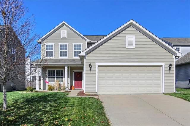 12710 Antigua Drive, Noblesville, IN 46060 (MLS #21751728) :: The ORR Home Selling Team