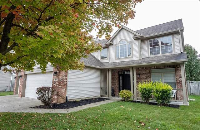8981 Max Court, Fishers, IN 46037 (MLS #21751731) :: Richwine Elite Group