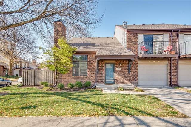 354 E Arch Street, Indianapolis, IN 46202 (MLS #21751732) :: Ferris Property Group
