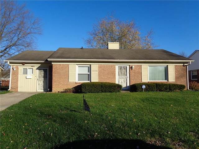 3619 N Graham Avenue, Indianapolis, IN 46218 (MLS #21751734) :: The ORR Home Selling Team