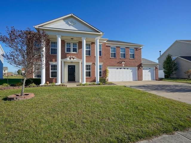 789 Fireside Drive, Greenwood, IN 46143 (MLS #21751745) :: The ORR Home Selling Team