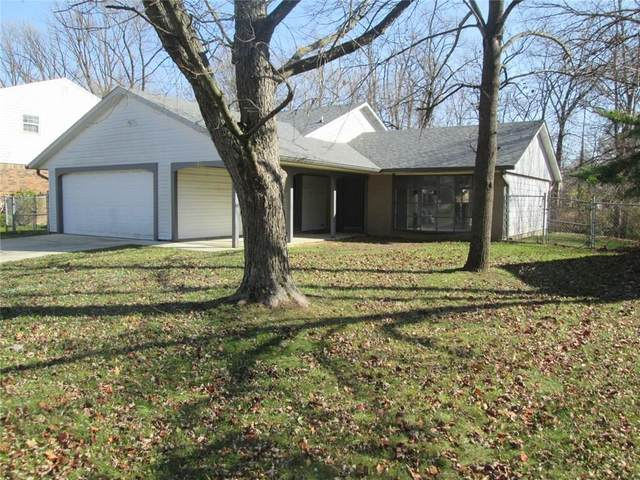 5409 Armstrong Drive, Indianapolis, IN 46237 (MLS #21751746) :: Ferris Property Group