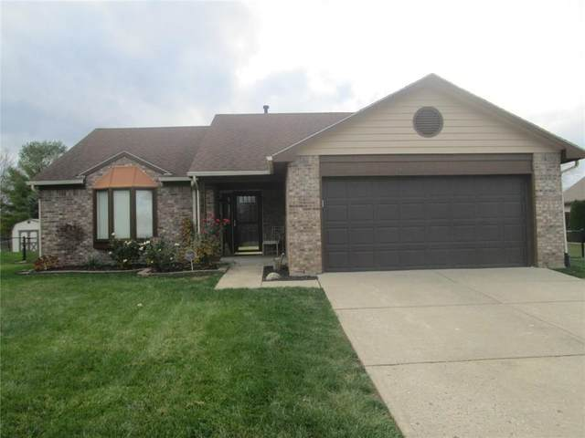 7646 Muirfield Place, Indianapolis, IN 46237 (MLS #21751766) :: The ORR Home Selling Team