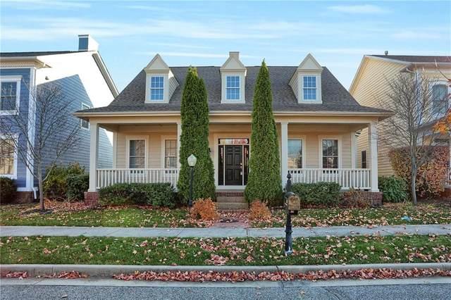 2517 Buckland Street, Carmel, IN 46032 (MLS #21751774) :: Richwine Elite Group
