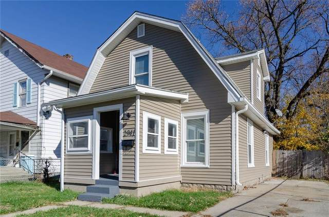 2941 N Gale Street, Indianapolis, IN 46218 (MLS #21751791) :: The ORR Home Selling Team