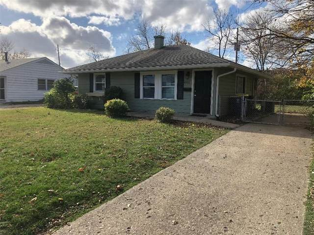 4930 Barlow Drive, Indianapolis, IN 46226 (MLS #21751792) :: Anthony Robinson & AMR Real Estate Group LLC