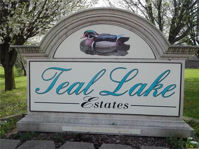 0 Katei Lane, Coatesville, IN 46121 (MLS #21751793) :: AR/haus Group Realty