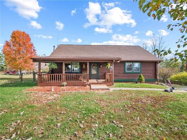 7940 S 650 West Road, Pendleton, IN 46064 (MLS #21751806) :: Mike Price Realty Team - RE/MAX Centerstone