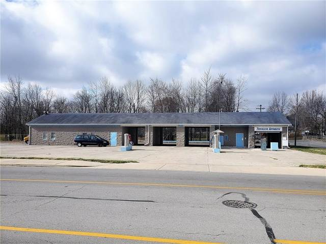 320 N Anderson Street, Elwood, IN 46036 (MLS #21751827) :: The Indy Property Source