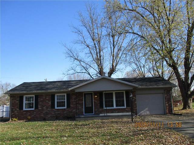 14781 Fairmount, Edinburgh, IN 46124 (MLS #21751828) :: The ORR Home Selling Team