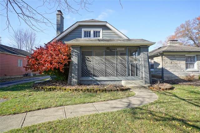 5856 Primrose Avenue, Indianapolis, IN 46220 (MLS #21751842) :: The ORR Home Selling Team