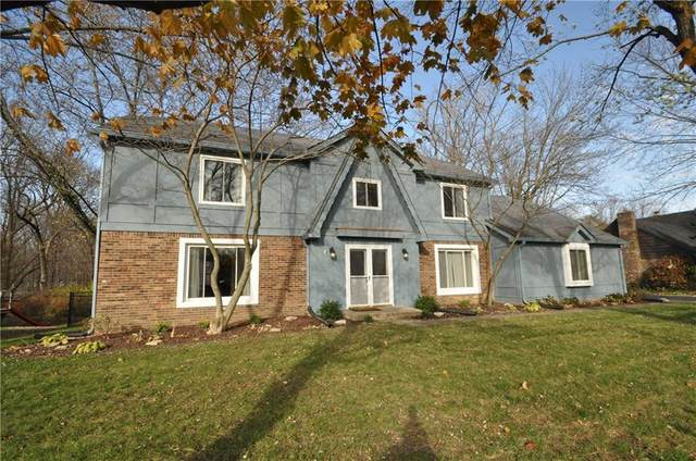 7427 Galloway Avenue, Indianapolis, IN 46250 (MLS #21751849) :: The ORR Home Selling Team