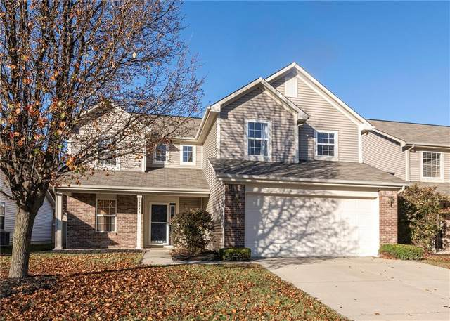14846 War Emblem Drive, Noblesville, IN 46060 (MLS #21751858) :: The ORR Home Selling Team