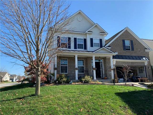 15274 High Timber Lane, Noblesville, IN 46060 (MLS #21751880) :: The ORR Home Selling Team