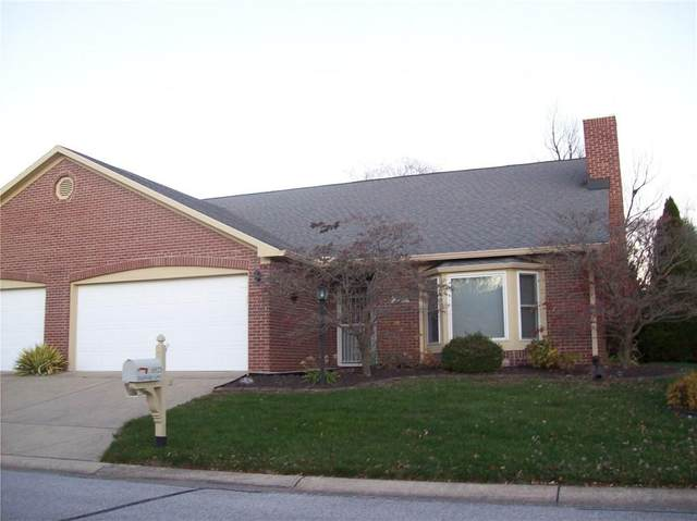 6523 Waybridge Court, Indianapolis, IN 46237 (MLS #21751886) :: Mike Price Realty Team - RE/MAX Centerstone