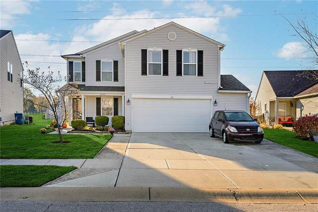 3443 Summer Breeze Lane, Indianapolis, IN 46239 (MLS #21751889) :: The ORR Home Selling Team