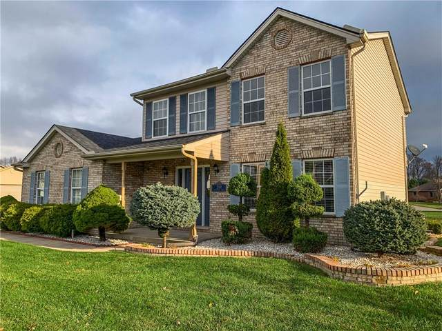 260 Arlington Drive, Batesville, IN 47006 (MLS #21751890) :: Richwine Elite Group