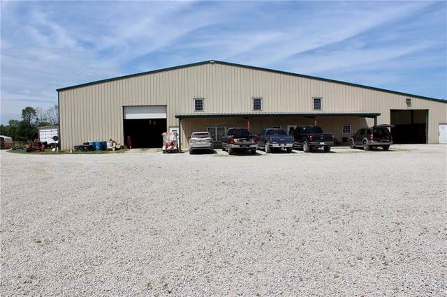 850 W County Road 1000 N., Roachdale, IN 46172 (MLS #21751903) :: The ORR Home Selling Team