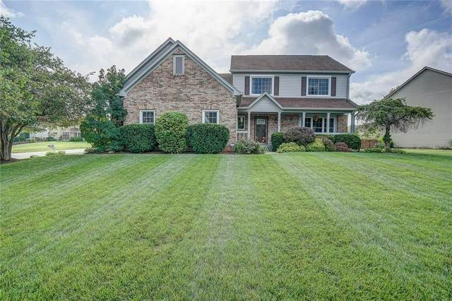 6226 Albury Drive, Indianapolis, IN 46236 (MLS #21751904) :: The ORR Home Selling Team