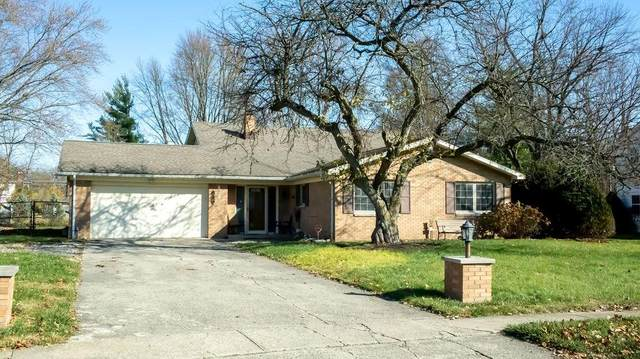 8069 Dartmouth Road, Indianapolis, IN 46260 (MLS #21751915) :: AR/haus Group Realty