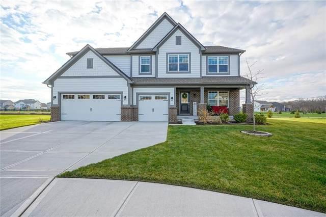 12097 Lantana Lane, Fishers, IN 46037 (MLS #21751916) :: Anthony Robinson & AMR Real Estate Group LLC