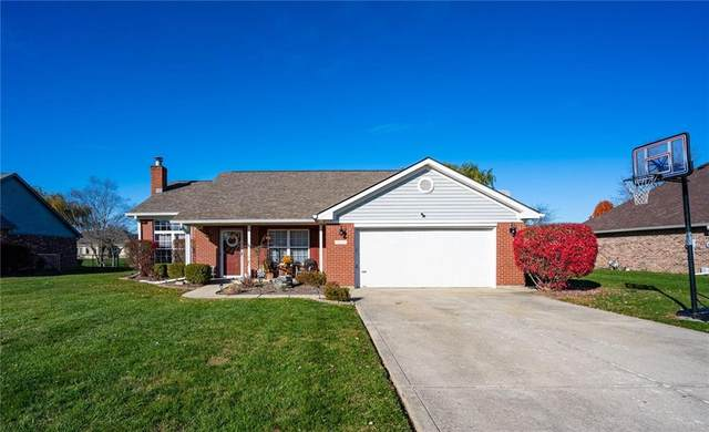 4918 W Stonehaven Lane #2, New Palestine, IN 46163 (MLS #21751917) :: The ORR Home Selling Team