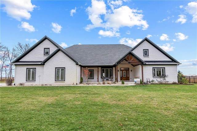 3743 E County Road 1000 N, Pittsboro, IN 46167 (MLS #21751918) :: Heard Real Estate Team | eXp Realty, LLC