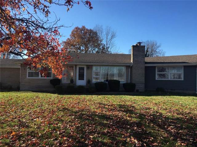 1573 N State Road 9, Shelbyville, IN 46176 (MLS #21751922) :: The ORR Home Selling Team