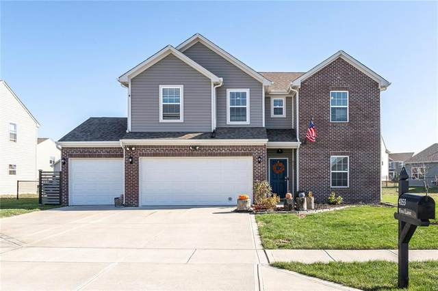 4153 Viva Lane, Indianapolis, IN 46239 (MLS #21751939) :: The Evelo Team