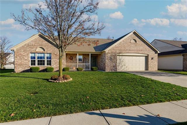 2255 Tobello Boulevard, Indianapolis, IN 46234 (MLS #21751940) :: The ORR Home Selling Team