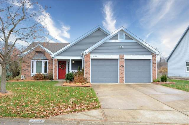 8131 E Stonebranch E Drive, Indianapolis, IN 46256 (MLS #21751955) :: The ORR Home Selling Team
