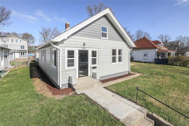 334 Congress Avenue, Indianapolis, IN 46208 (MLS #21751961) :: Anthony Robinson & AMR Real Estate Group LLC