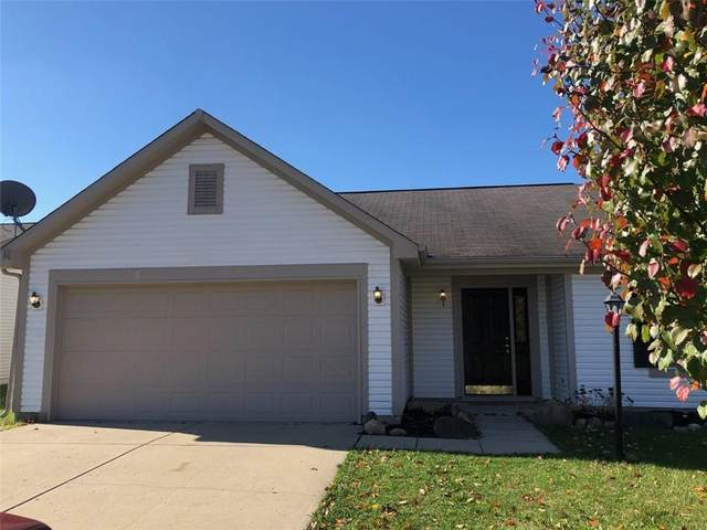 5632 Thompson Park Boulevard, Indianapolis, IN 46237 (MLS #21751963) :: The ORR Home Selling Team