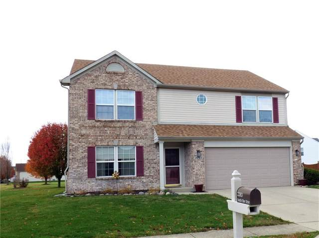 2283 Seattle Slew Drive, Indianapolis, IN 46234 (MLS #21751974) :: The ORR Home Selling Team