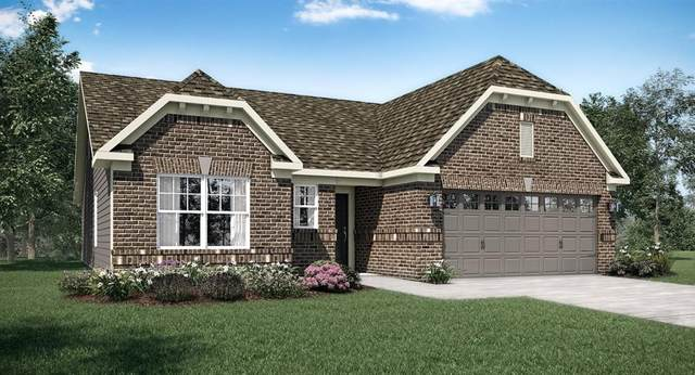 6603 Apperson Drive, Noblesville, IN 46062 (MLS #21751989) :: The Evelo Team