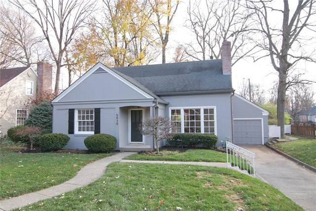 5939 Evanston Avenue, Indianapolis, IN 46220 (MLS #21752011) :: Ferris Property Group