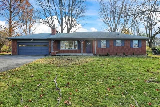 6033 Winnpeny Lane, Indianapolis, IN 46220 (MLS #21752017) :: Heard Real Estate Team | eXp Realty, LLC
