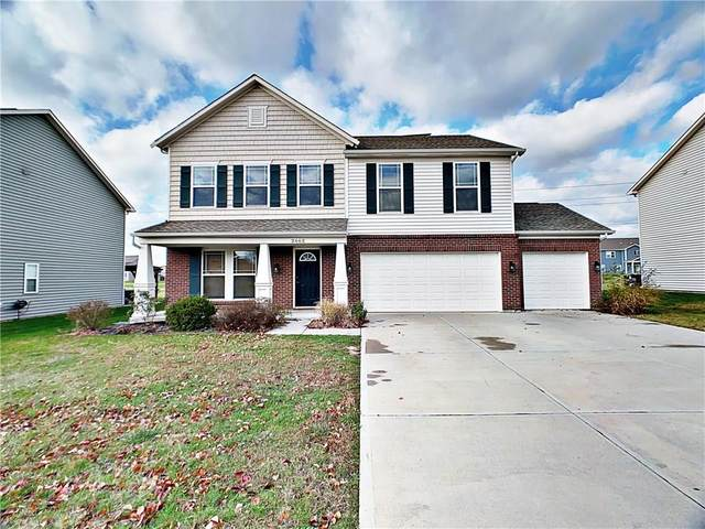 2662 Twinleaf Drive, Plainfield, IN 46168 (MLS #21752019) :: The ORR Home Selling Team