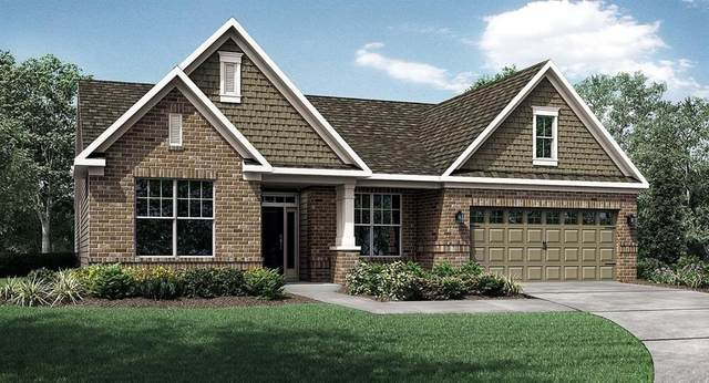 3828 Napier Road, Bargersville, IN 46143 (MLS #21752020) :: The ORR Home Selling Team