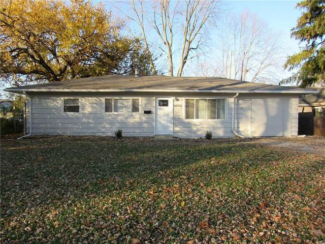 4008 Alberta Street, Indianapolis, IN 46222 (MLS #21752021) :: The ORR Home Selling Team