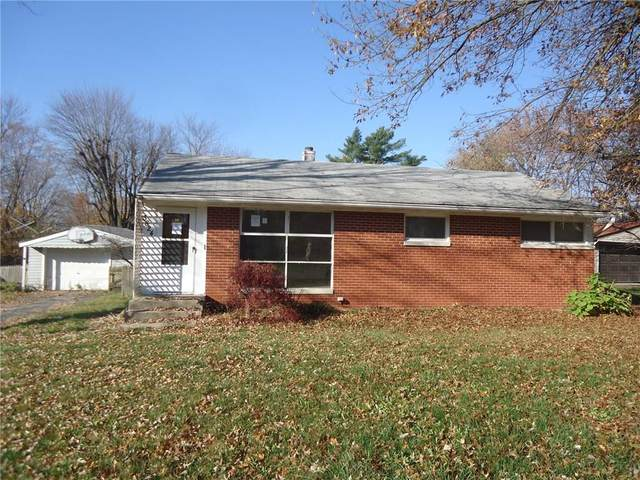 3824 S Lasalle Street, Indianapolis, IN 46237 (MLS #21752023) :: The ORR Home Selling Team