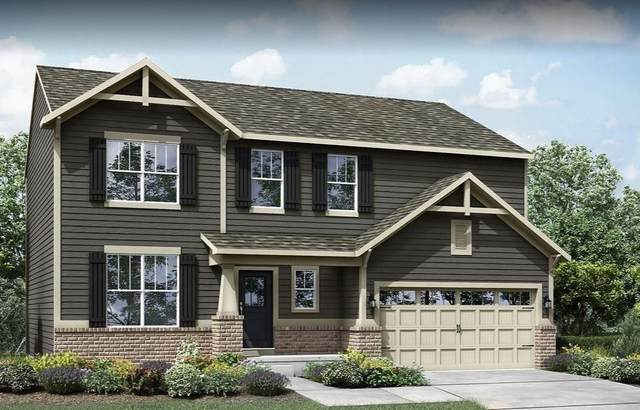 17301 Tribute Row, Noblesville, IN 46060 (MLS #21752031) :: The ORR Home Selling Team